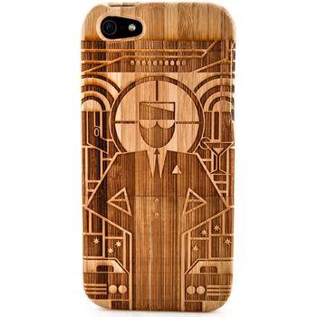 Thorn bambusové pouzdro Agent Bond pro iPhone 5
