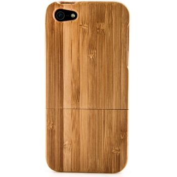 Thorn bambusové pouzdro Naked pro iPhone 5