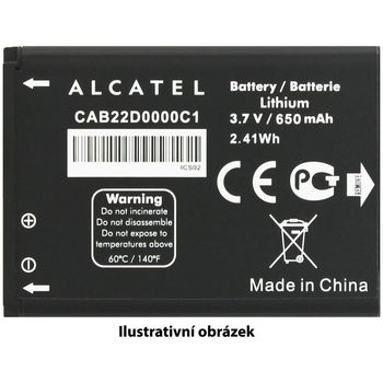 Baterie ALCATEL ONETOUCH 6036Y 2000mAh