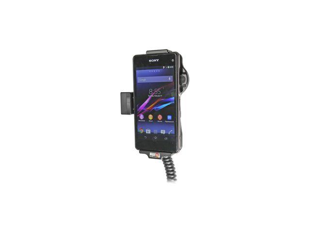 obsah balení Brodit držák do auta s nabíjením z cig. zapalovače  + PanzerGlass sklo pro Sony Xperia Z1 Compact
