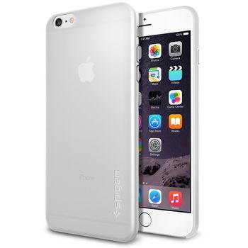 Spigen pouzdro Air Skin pro Apple iPhone 6 Plus, transparentní