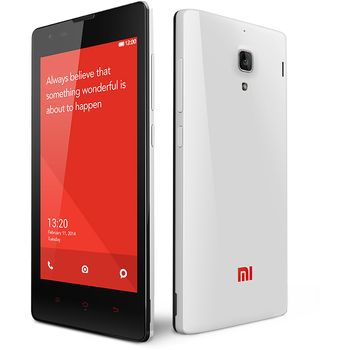 Xiaomi Redmi (Hongmi), bílá