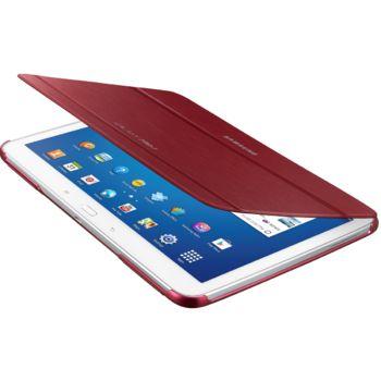 Samsung polohovací pouzdro EF-BP520BR pro Galaxy Tab 3 10.1, červená
