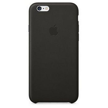 Apple kožený kryt pro iPhone 6/6S Plus, černá