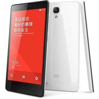 Xiaomi Redmi (Hongmi) Note LTE, bílá