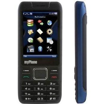 myPhone 6500 DUAL SIM, modrý
