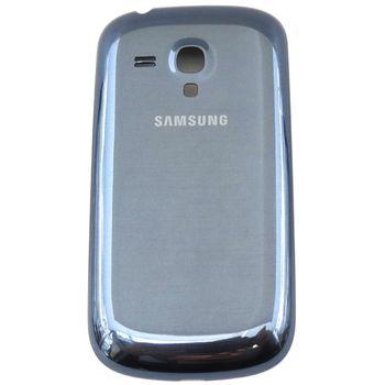 Náhradní díl kryt baterie pro Samsung i8190 Galaxy S III mini, modrý