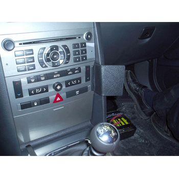 Brodit ProClip montážní konzole pro Peugeot 407 04-10, na střed vpravo