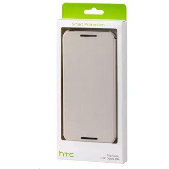 HTC flipové pouzdro HC V950 pro Desire 816, bílá