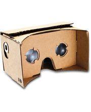 VR brýle pro virtuální realitu (ekv. Cardboard)