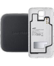 Samsung sada pro bezdrátové nabíjení (kryt + podložka + kabel) EP-WG900IW pro S5 (G900), bílá
