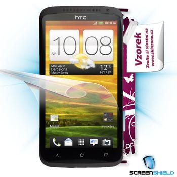 Fólie ScreenShield HTC One X / One X+ - displej + voucher na skin