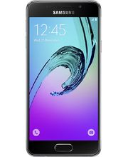 Samsung Galaxy A3 2016 (SM-A310F), 16GB, černá, rozbaleno, záruka 24 měsíců