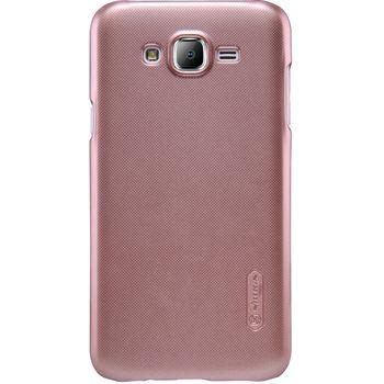 Nillkin zadní kryt Super Frosted pro Samsung J500 Galaxy J5, růžové zlato